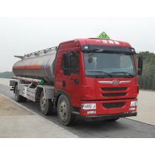 2016 Nouveau camion citerne de transport de carburant en alliage d'aluminium FAW