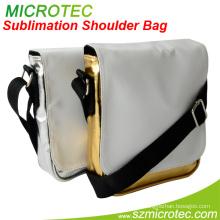 Sublimation Shoulder Bag Silver Color Made in China
