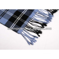 hot selling classic viscose check scarf