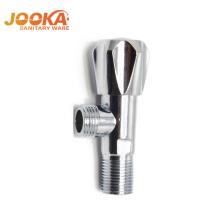 Robinet de robinet d'angle en alliage de zinc durable de qualité