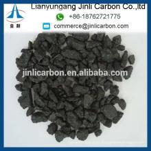 Recarburizador de aditivo de carbono de grafito en polvo de grafito de gránulos de 5-10mm