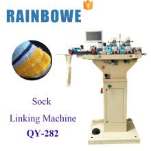 neue hoch effiziente Nähmaschine Socken Verknüpfung Maschine