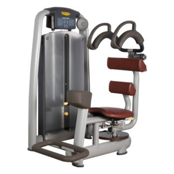 Professionell gymstyrkautrustning Rotary Torso