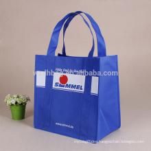 High Quality Reusable Non Woven Shopping Tote Promotional Bag