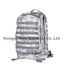 Mochila militar táctica de alta calidad de encargo del camuflaje al aire libre de la alta calidad (HY-B010)