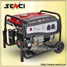 Senci Marke Kleiner Benzin Elektrischer Generator