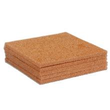 lithium ion Battery Cathode Substrate or fuel cell copper metal foam porous cu foam Copper Foam