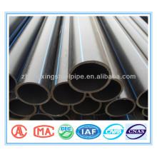 abastecimiento de agua de polietileno tubo de tubería de pe 100/pe