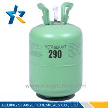 Propano descartável r290 do gás do refrigerant do cilindro venda