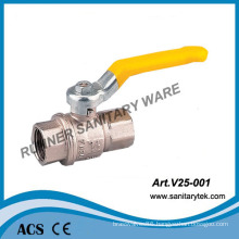 Brass Gas Ball Valve (V25-001)