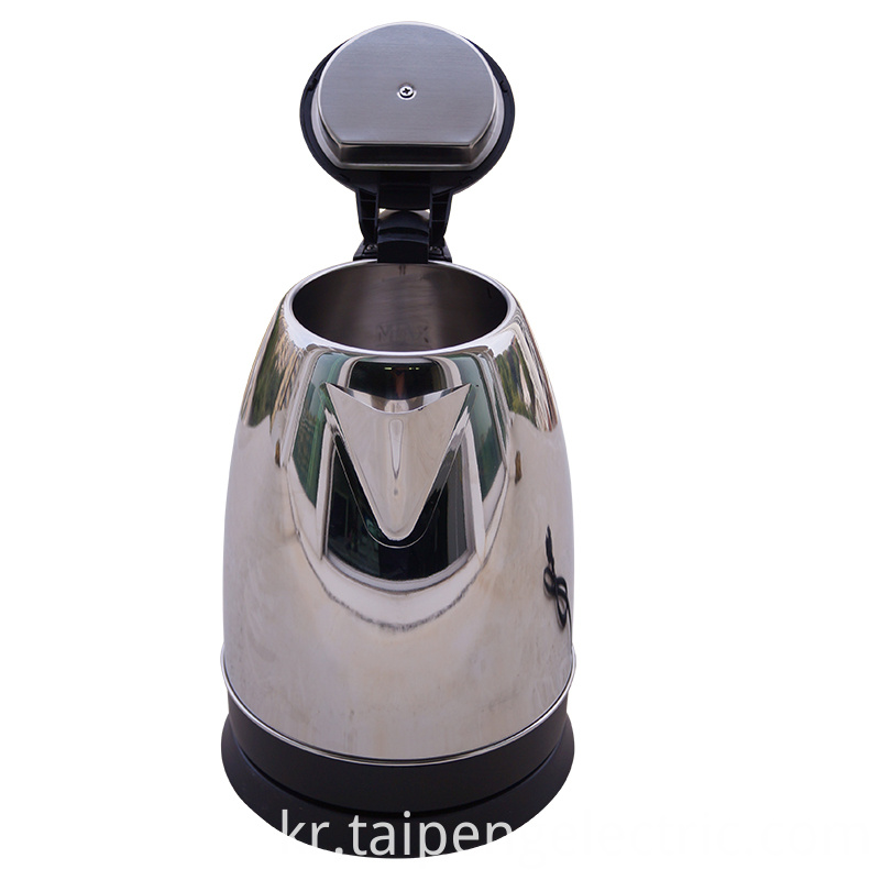 Electric Kettle With Stainless Steel