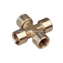 Stone Internal Thread Brass Joint Fittings