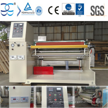 Adhesive Tape Log Rewinder Machine