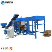 Factory concrete solid block brick manufacturers making machine buyer price