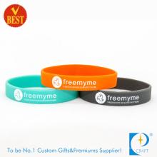 2016 Grossiste Promotionnel Eco-Friendly Bracelets en Silicone (KD-0006)