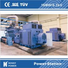 1000rpm 1200rpm Low Speed Generator Power Plant
