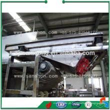 Modelo LSZ Fluidizado Máquina de congelação rápida