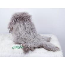 Venta al por mayor Pure Tibetan Mongolian Sheep Skin