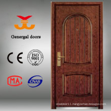 Armored Steel wood 70MM Entrance main Door