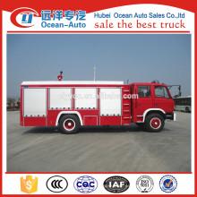 La venta más caliente Dongfeng 5000liters coche de bomberos del aeropuerto