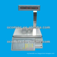 TM-AA-5D Label Barcode Printing Scale