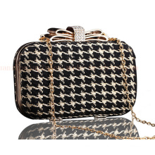 OEM Fashion Upscale Handbag Wallet with Chain for Formal Party