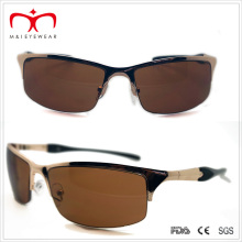 Men′s Metal Sports Sunglasses with Spring Temple (WSP-7)