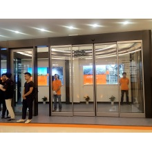 Automatic Sliding Doors dengan Activation and Safety Sensors