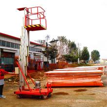 Sjyl Modell Mobil Typ Aluminiumlegierung Lift Plattform