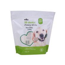 Flexible kundenspezifische Verpackung Wiederverschließbare Verpackung 500 g 1 kg Aluminiumfolie Pet Bag