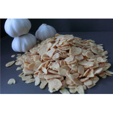 Deep dried fried garlic flake