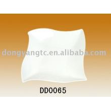 Factory direct wholesale ceramic soup plate