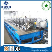 Automatische Walzmaschine zur Herstellung von Gerüstspaziergang für den Bau