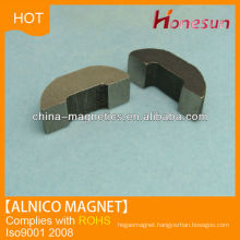 alnico 8 magnet ring for magnetic motor parts