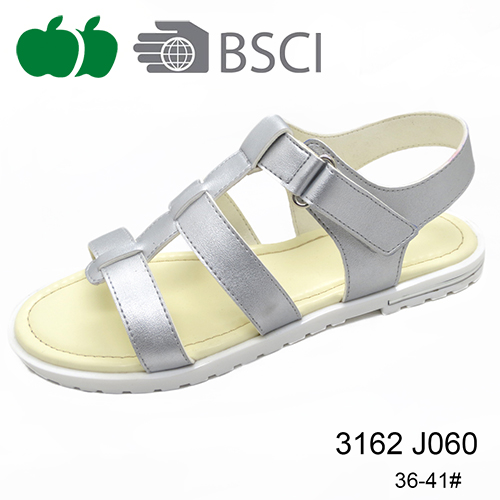 summer new flat ladies sandals