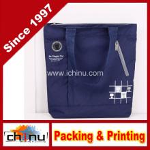 100% saco de algodão / saco de lona (910035)