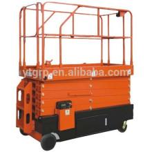 Mesa de elevación hidráulica de Car-carrying nuevamente usada 1 tonelada extensamente para la venta
