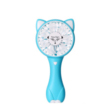 Handheld Electric Small Fox Fan for Bedroom Bathroom