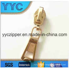 Zinc-Alloy Slider with Plating Color with Customer Logo