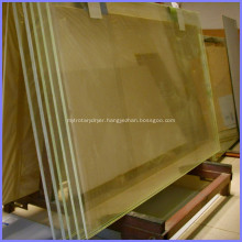 X-Ray Protective Lead Glass Lead Glass For CT Scan Room