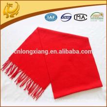 Solid Color Plain 100% Pure Cashmere Scarves