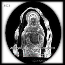 K9 Crystal Intaglio do molde S073