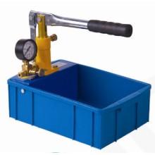 Pressure Testing Pump with Plastic Pump Body