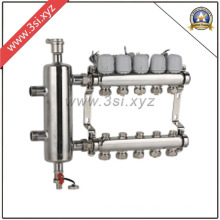 Quality Anti-Corrosion Water Separator for Floor Heating System (YZF-M803)