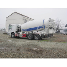 6X4 drive Sinotruk HOWO Camión mezclador de concreto / HOWO camión mezclador / Howo camión de concreto / Camión mezclador / Cement truck / Mixing truck
