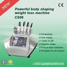 CS06 Machine à laser à diodes à perte de poids de 6 poignées