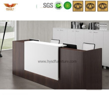 Newest Hot Sale Retail Front Table Reception Counter (HY-Q26)