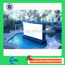 indoor and outdoor inflatable air movie screen for sale