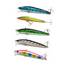 Fishing Tackle Lures Artificial Hard Plastic Baits Sinking Minnow 10cm 8.5g High Quality