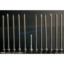 (1/2 ′ ′ - 6 ′ ′) Pregos de aço pregos mais baixos do ferro da construção feitos em China